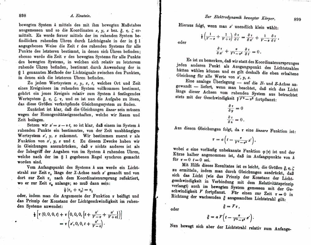 einsteins 1905 papers Let's break down einstein's four most groundbreaking papers, shall we.
